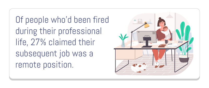 from fired to hired