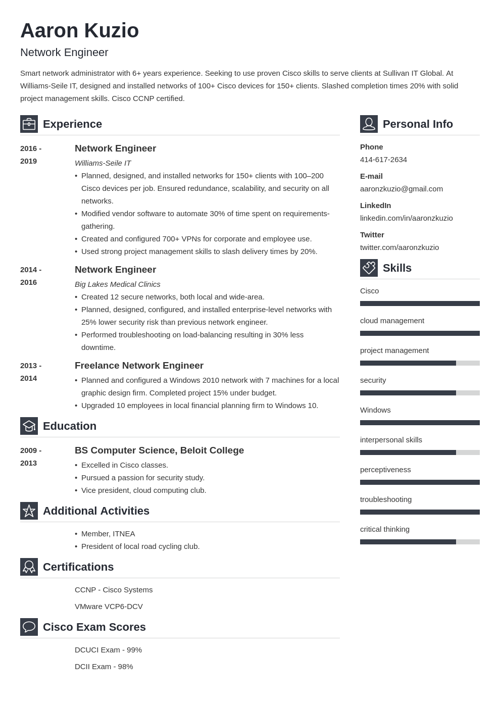 resume certifications template vibes uk