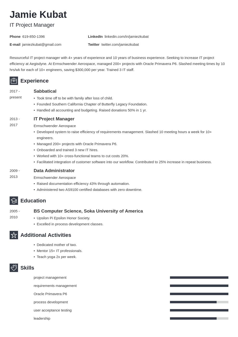 resume employment gaps template newcast uk