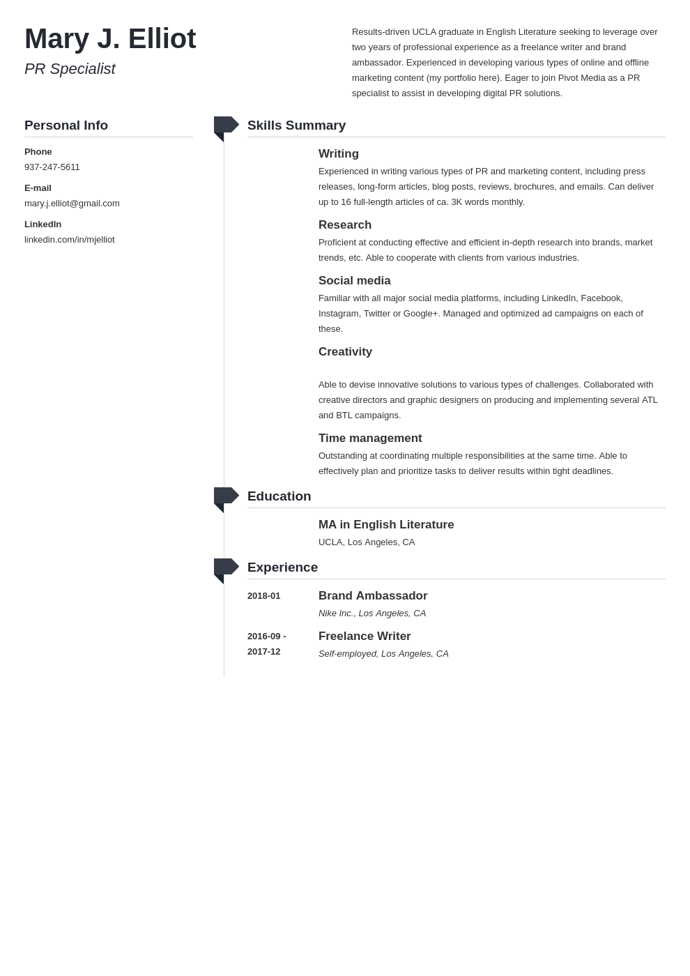 resume functional template muse uk