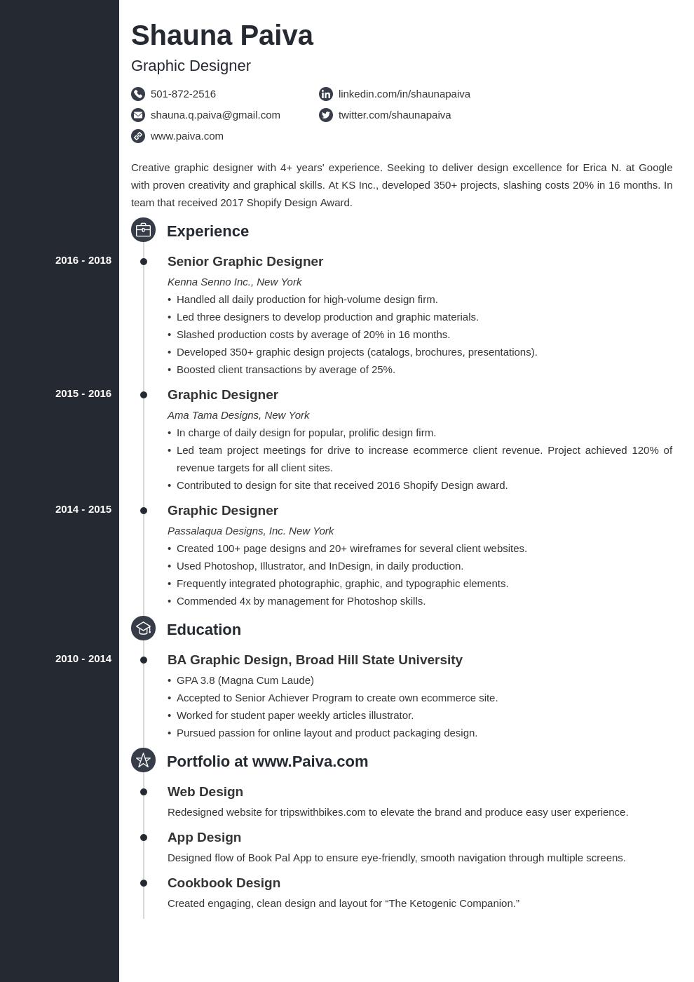 resume look template concept uk