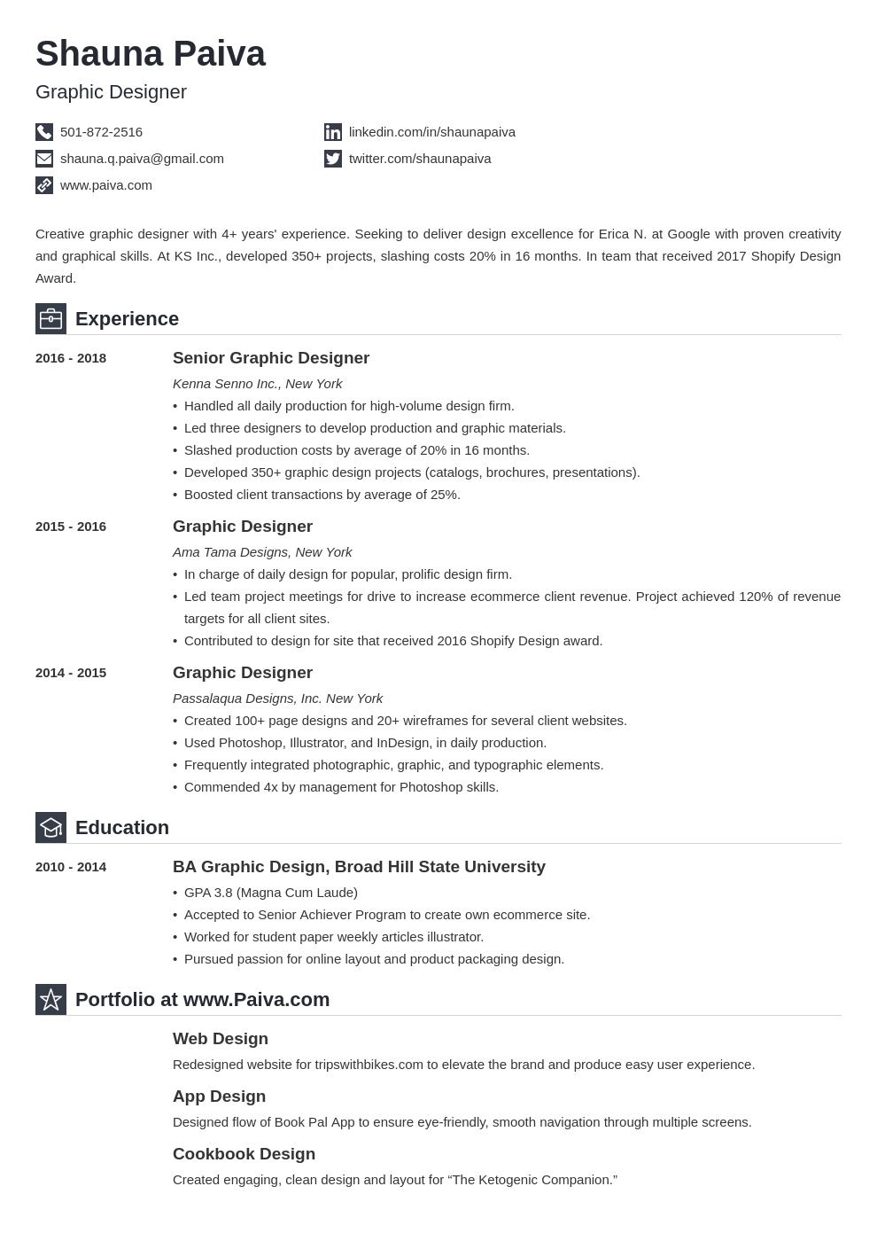 resume look template iconic uk