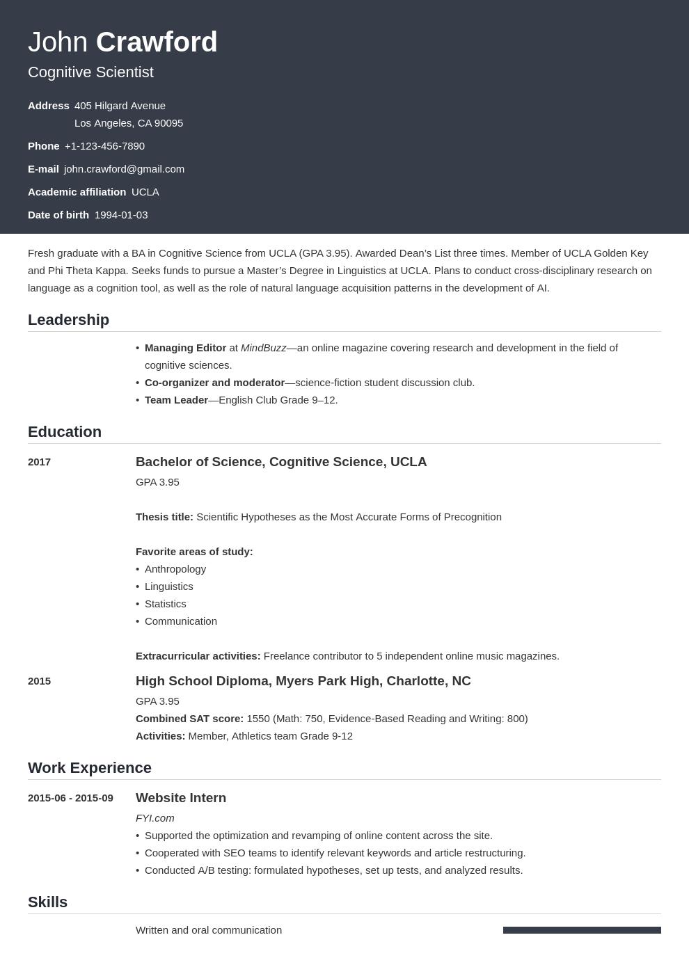 resume scholarship template influx