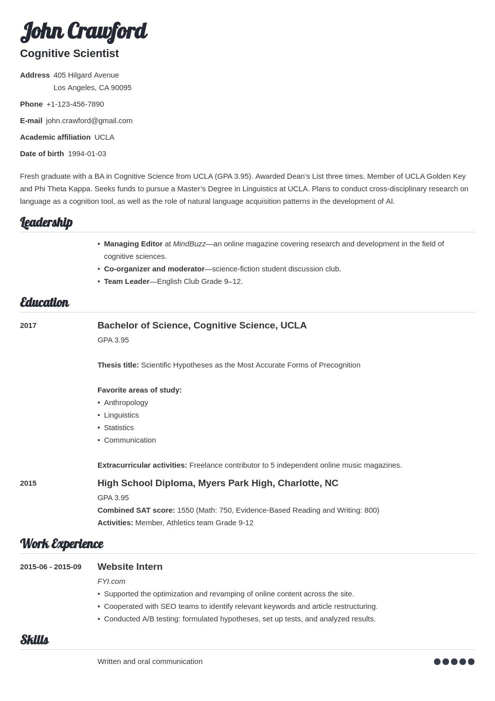 resume scholarship template valera uk