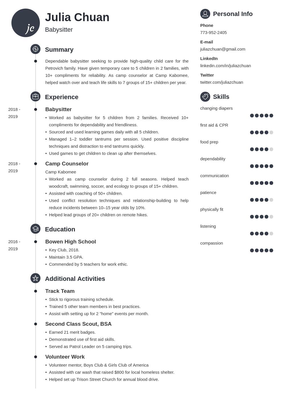 resume volunteering template primo uk