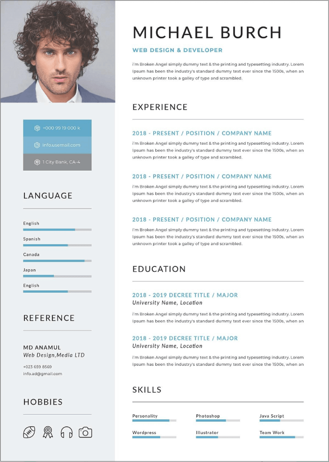 Cv 2018 Template from cdn-images.resumelab.com