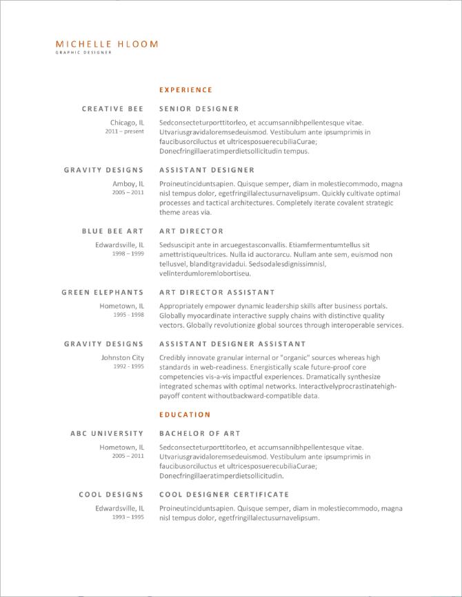 Dynamic Resume Templates from cdn-images.resumelab.com
