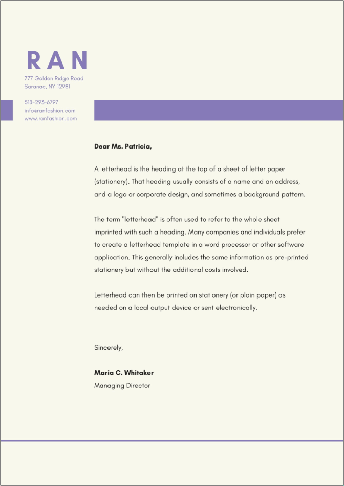 35 Cover Letter Templates To Edit Download Including Free