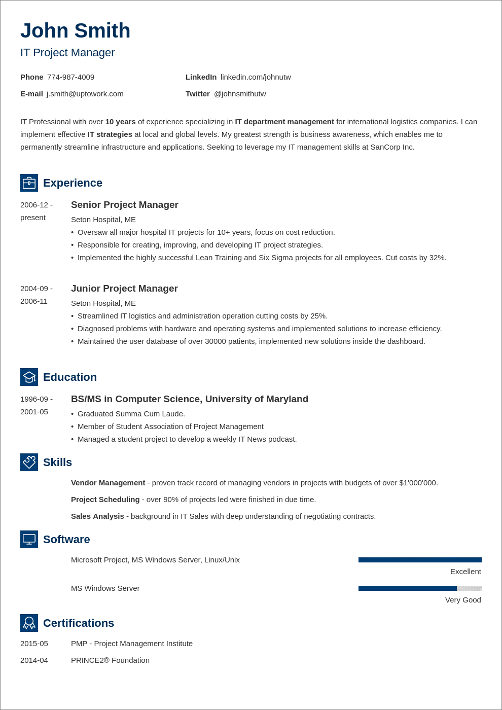 Ats Resume Format from cdn-images.resumelab.com