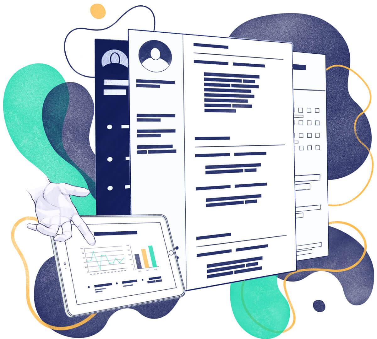 Sales Representative CV Examples for 2021 (Template, Skills, Duties)