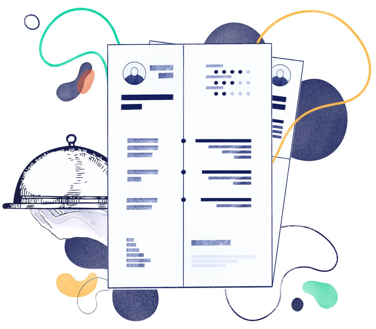 Server Resume Samples & 20+ Writing Tips