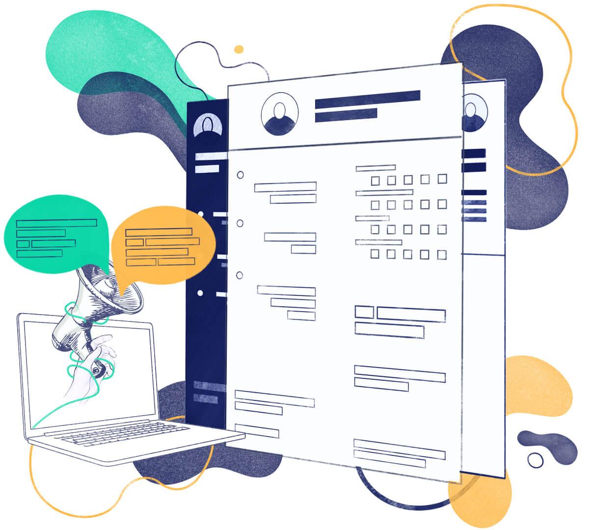 Social Media Manager CV—Sample and 25+ Writing Tips