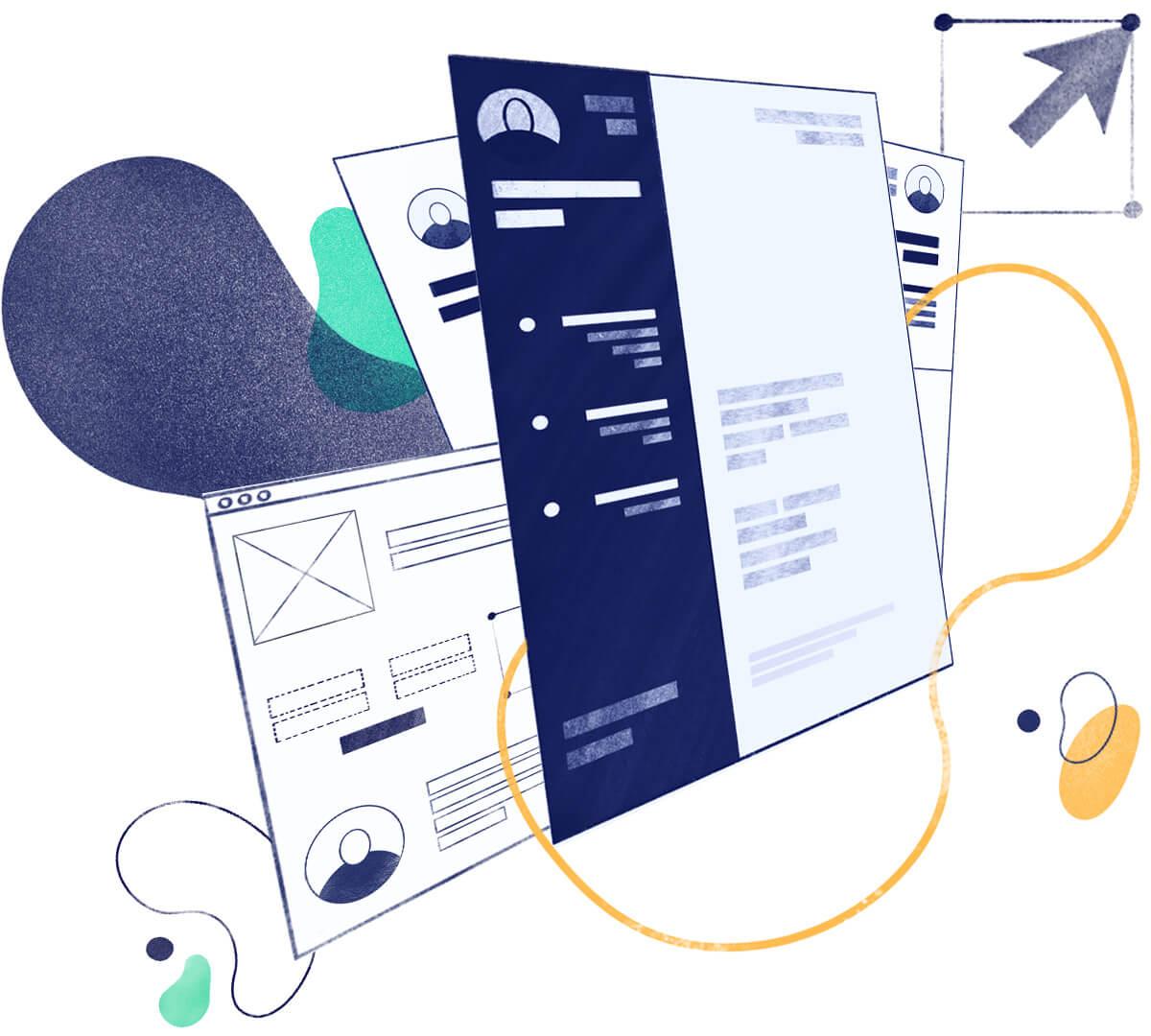 ux designer resume  u0026 ui developer resume u201425  tips   examples