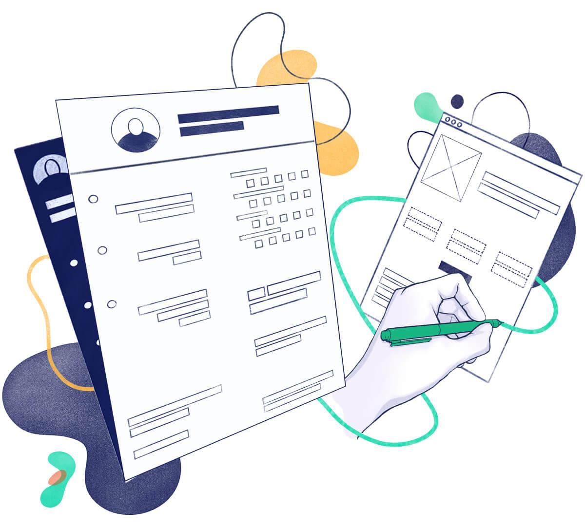 Web Designer CV Examples & 21 Tips [Template & Guide]