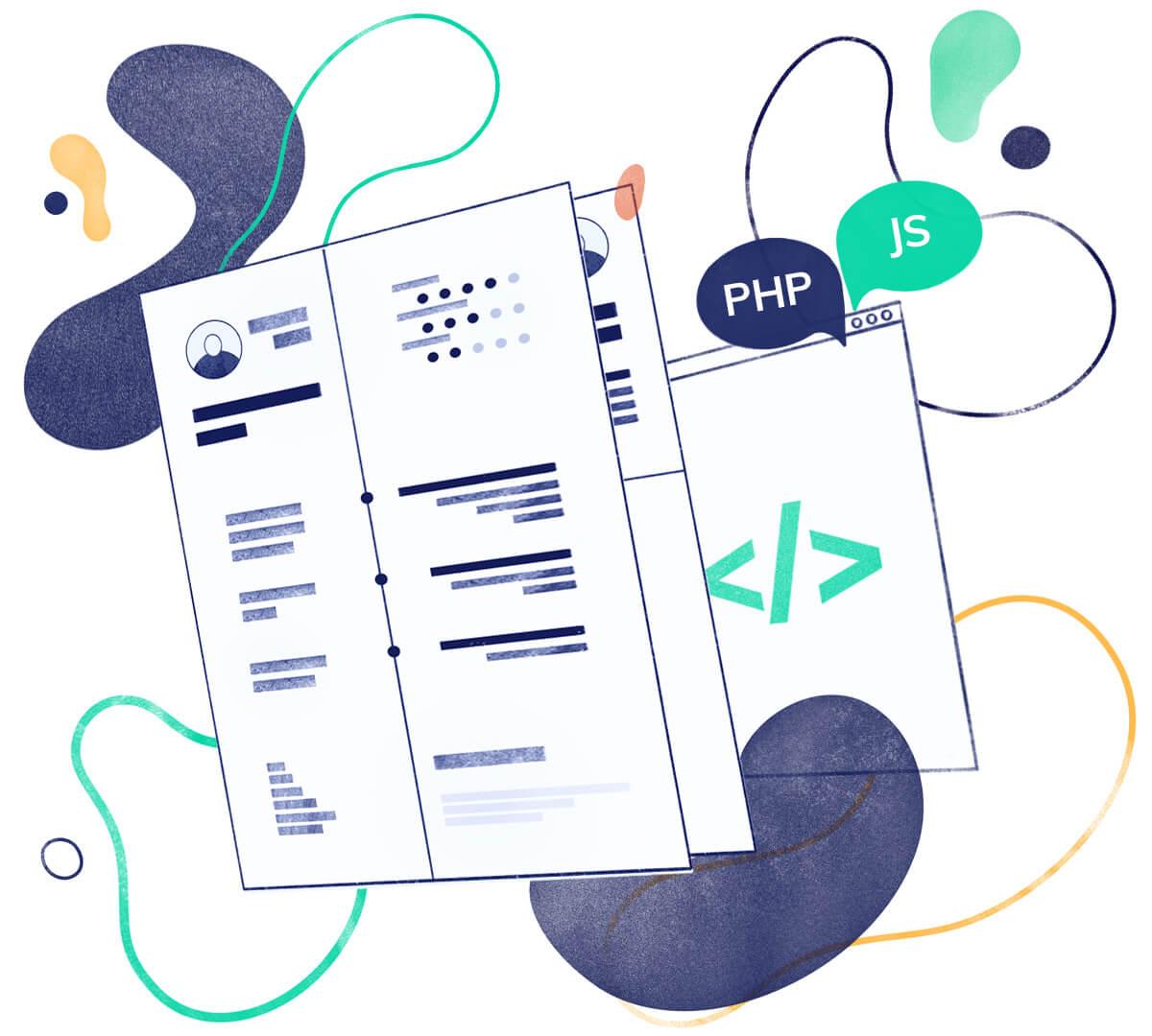 Web Developer CV Example—Samples and 20+ Writing Tips